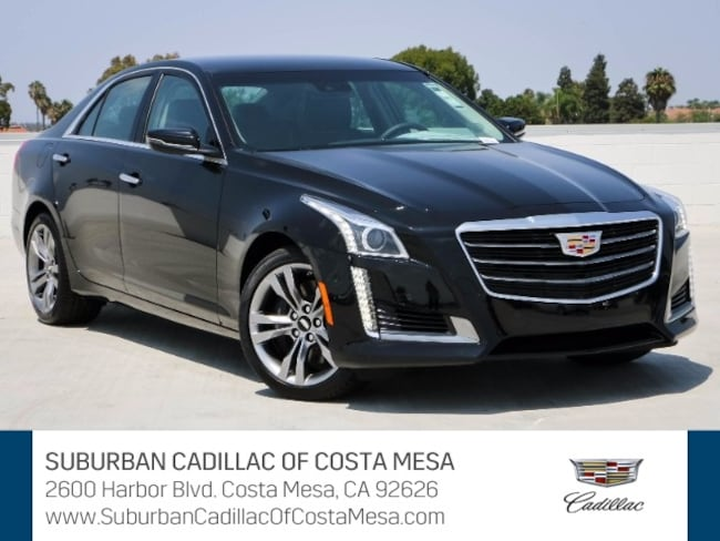 2016 CADILLAC CTS 3.6L Twin Turbo V-Sport Sedan