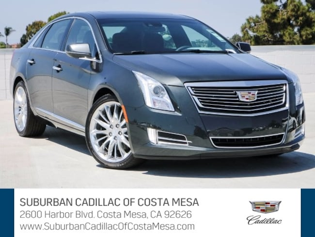 2016 CADILLAC XTS V-Sport Platinum Twin Turbo Sedan