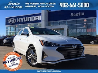 2019 Hyundai Elantra PREFERRED - $118 Biweekly - NEW LOOK! Sedan