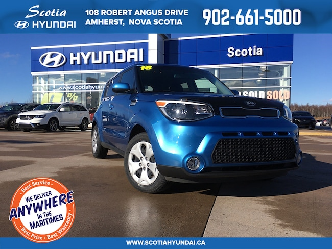 2016 Kia Soul LX - $97 Biweekly - Heated Seats Hatchback