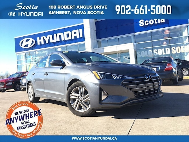 2019 Hyundai Elantra PREFERRED - $113 Biweekly - NEW LOOK!! Sedan