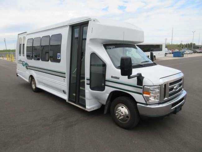 2017 FORD E450 - Turtle Top 18 Passengers OR 8 W/C