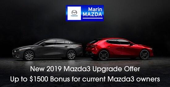 New Vehicle Specials | Marin Mazda