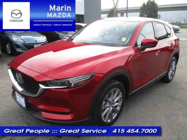 2019 Mazda CX-5 Grand Touring Grand Touring AWD