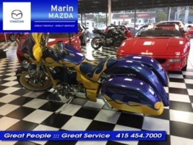 2012 Honda VTX 1800 S