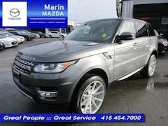 2014 Land Rover Range Rover Sport HSE 4WD  HSE