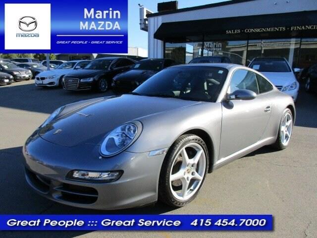 2005 Porsche 911 Carrera 997 Coupe