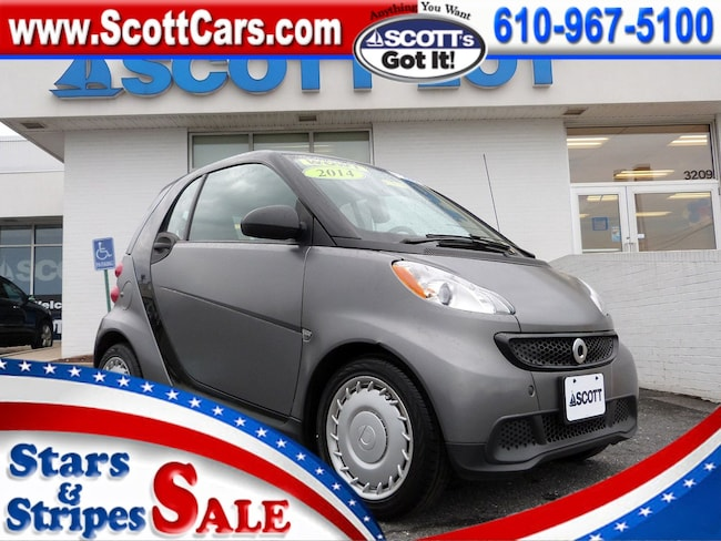 2014 smart fortwo Coupe