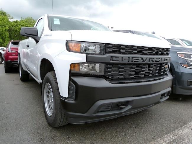 New 2019 Chevrolet Silverado 1500 For Sale At Scott Family
