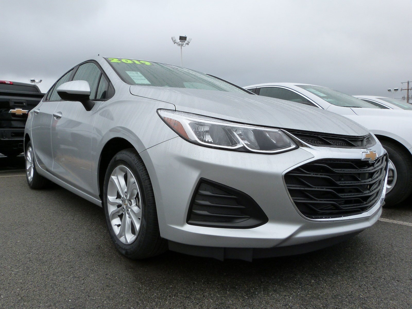 New 2019 Chevrolet Cruze For Sale at Scott Family of