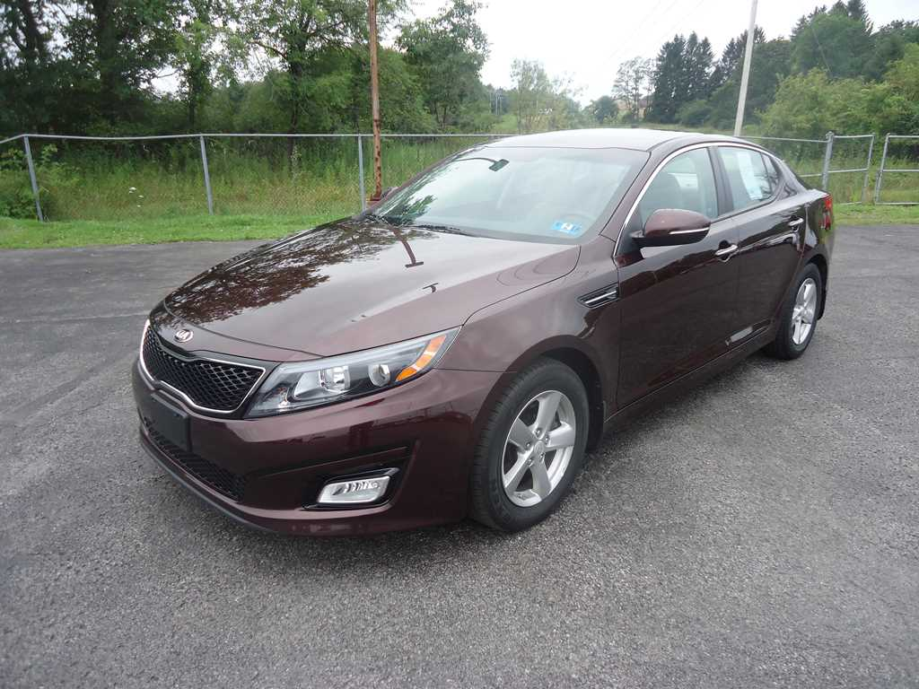 Used 2015 Kia Optima LX FWD Sedan Kingwood, WV