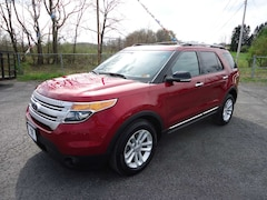 Used 2014 Ford Explorer XLT SUV 18T085A Kingwood, WV