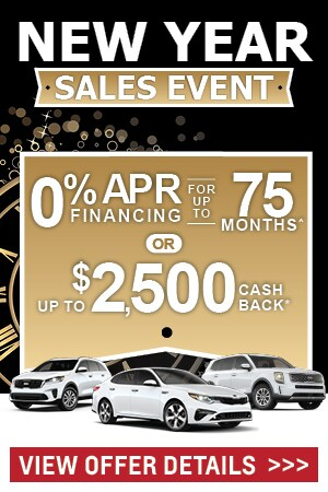 New Kia Incentives