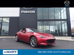 2021 Mazda Mazda MX-5 Miata RF Grand Touring Convertible