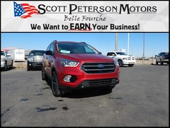 New 2018 Ford Escape SEL SUV 8737 in Belle Fourche, SD