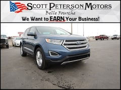 Used 2018 Ford Edge SEL SUV 9B006 for sale in Belle Fourche, SD