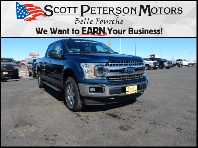 New 2019 Ford F-150 XLT Truck for sale in  Belle Fourche, SD