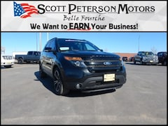 Used 2014 Ford Explorer Sport SUV T8754A for sale in Belle Fourche, SD