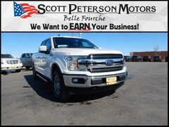New 2019 Ford F-150 Lariat Truck 9422 in Belle Fourche, SD