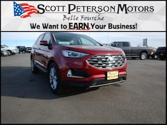New 2019 Ford Edge Titanium Crossover 9380 in Belle Fourche, SD