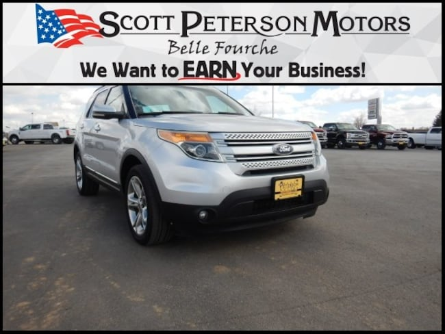 2011 Ford Explorer For Sale >> Used 2011 Ford Explorer Suv For Sale In Belle Fourche Sd Near