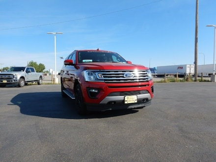 Featured New 2020 Ford Expedition Max XLT SUV for Sale in Belle Fourche, SD