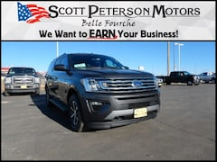 New 2019 Ford Expedition XLT MAX SUV in Belle Fourche, SD