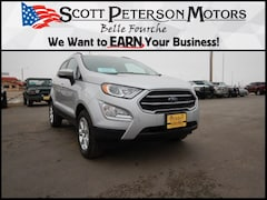 New 2018 Ford EcoSport SE Crossover 8378 in Belle Fourche, SD