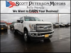 New 2019 Ford Superduty F-350 Lariat Truck 9344 in Belle Fourche, SD