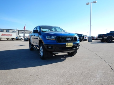 New 2020 Ford Ranger STX Truck SuperCrew for sale in Sturgis, SD