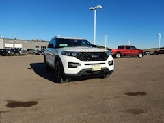 New 2021 Ford Explorer ST SUV 1FM5K8GC4MGA24115 in Sturgis, SD