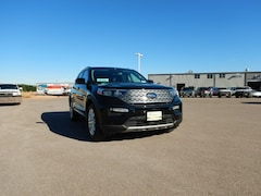 New 2020 Ford Explorer Limited SUV 1FMSK8FH5LGC50176 in Sturgis, SD