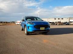 New 2020 Ford Escape S SUV 1FMCU9F64LUC40498 in Sturgis, SD
