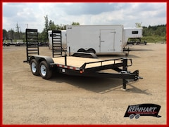 2018 Canada Trailers 7x14 Equipment Trailer