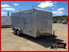 2012 Car Mate Trailers 7x16HD Contractor Trailer