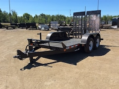 2018 Canada Trailers 6x12 Scissor Lift Trailer