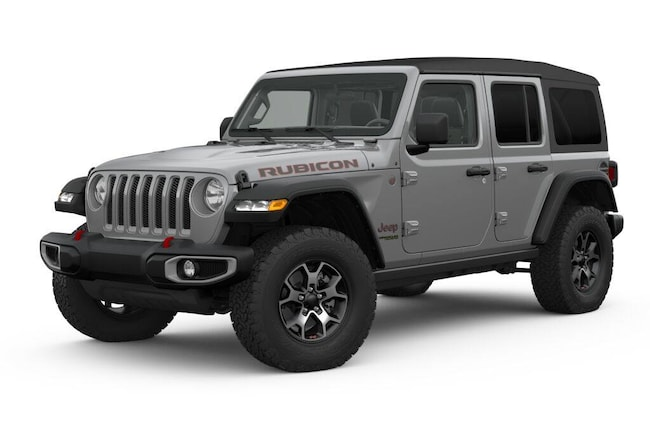 New 2019 Jeep Wrangler UNLIMITED RUBICON 4X4 Sport Utility Torrance
