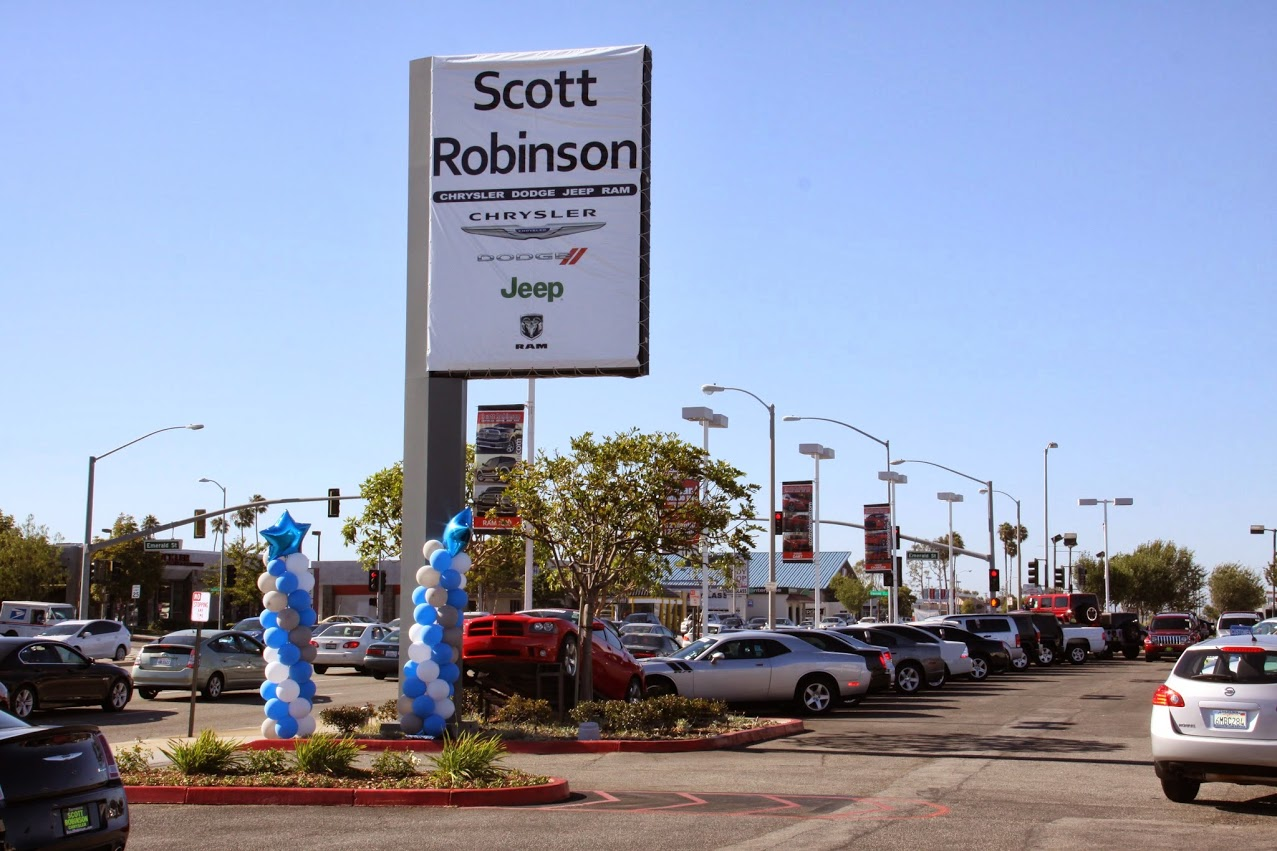 Los Angeles Area Chrysler Dodge Jeep RAM Dealer | New ...