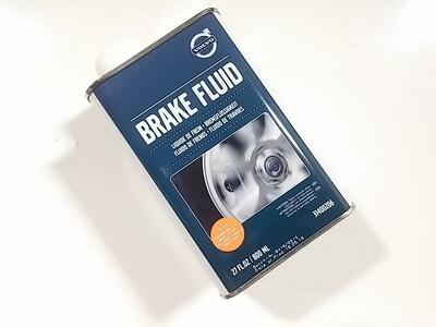 Volvo Brake Fluid Flush Special