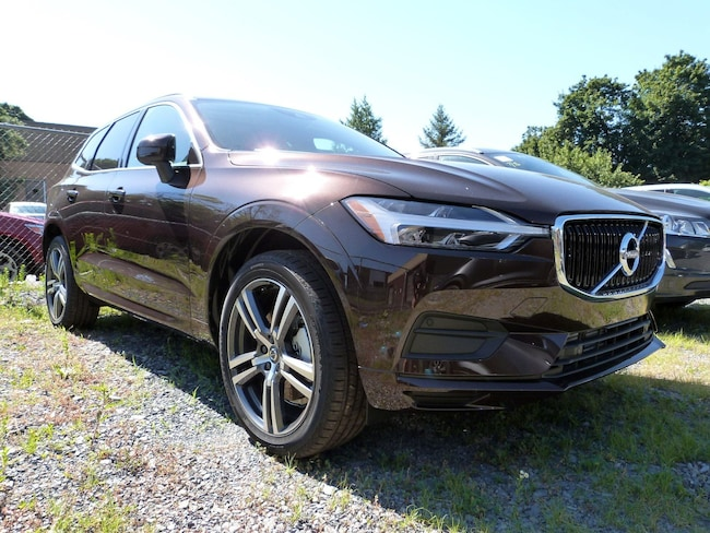 New Volvo XC SUV T AWD Momentum Maple Brown For Sale In - Allentown car show 2018