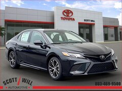 Used 2019 Toyota Camry SE Sedan for sale in Sumter, SC