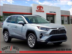 New 2019 Toyota RAV4 Limited SUV for sale in Sumter, SC