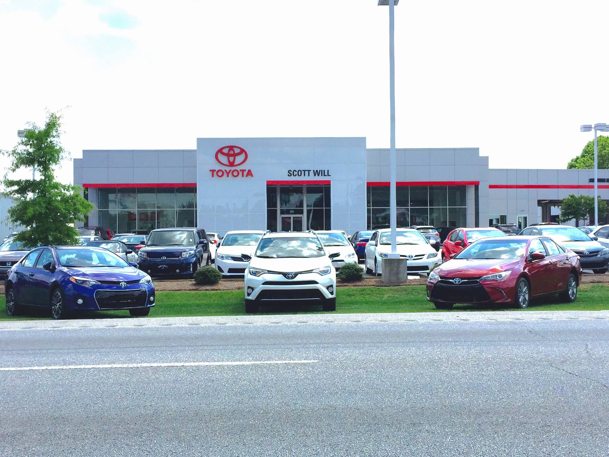 Car Dealerships In Sumter Sc >> New Used Toyota Dealer In Sumter Scott Will Toyota