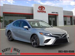Used 2018 Toyota Camry Sedan for sale in Sumter, SC