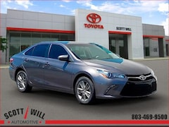 Used 2017 Toyota Camry Sedan for sale in Sumter, SC