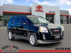 Used 2011 GMC Terrain SLE-2 SUV for sale in Sumter, SC