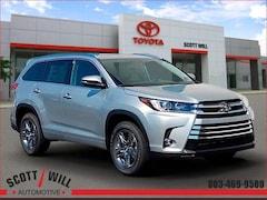 New 2019 Toyota Highlander Limited Platinum V6 SUV for sale in Sumter, SC
