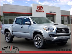 New 2019 Toyota Tacoma TRD Sport V6 Truck Double Cab for sale in Sumter, SC