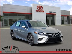 New 2019 Toyota Camry SE Sedan for sale in Sumter, SC