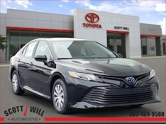 New 2019 Toyota Camry Hybrid LE Sedan for sale in Sumter, SC